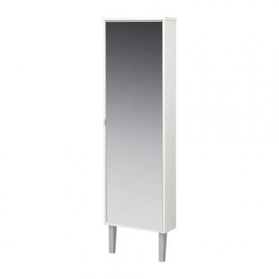 skar mirror fronted cabinet from ikea freestanding