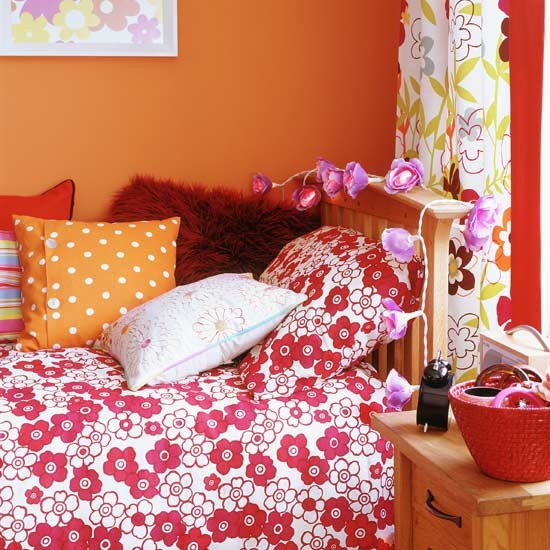 Beautiful Orange Bedroom Decorating Ideas for Teenage Girls 550 x 550 · 101 kB · jpeg