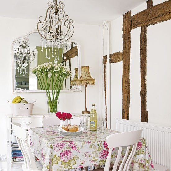 Modern country dining area | Country decorating ideas | Image | Housetohome.co.uk