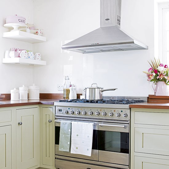 Modern Country Kitchen Country Kitchen Designs Range Cookers