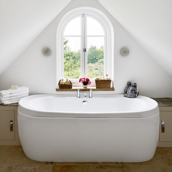 Attic Bathroom Small Bathrooms Bathroom Decorating
