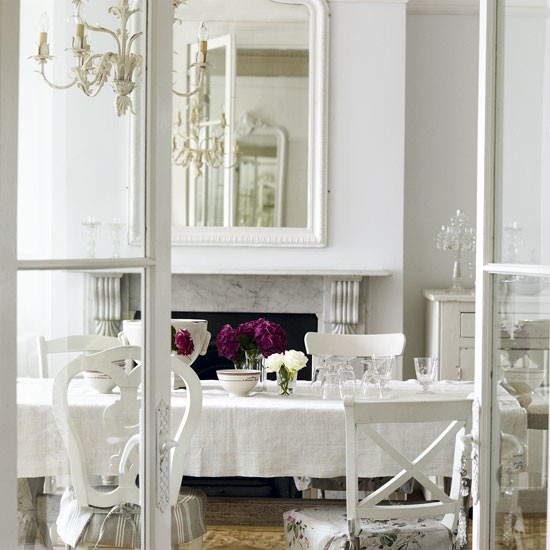 Classic French style Dining Room Chairs