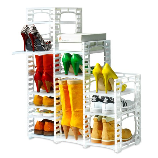 Shoe racks | Storage solutions | Hallway | PHOTO GALLERY | Housetohome