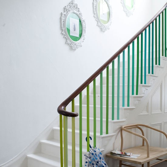 Hallway | Hallway decorating | colour | video | image | housetohome.co.uk