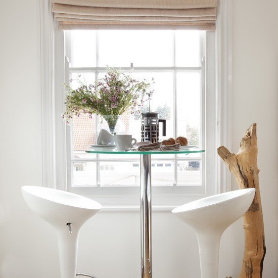 Relaxed kitchen breakfast bar | Kitchen diner designs | image | housetohome.co.uk
