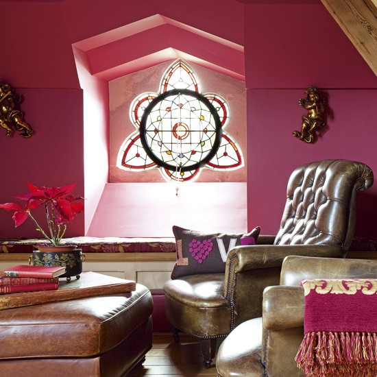 Cosy living room snug | living room designs | image | Housetohome.co.uk