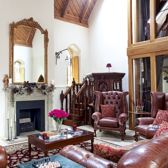 Traditional living room | Living room designs | Image | Housetohome.co.uk