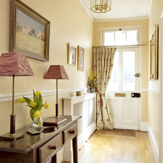 Home Hallway Design Ideas: Hallway Decorating