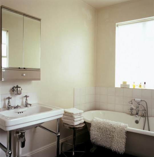 Traditional small bathroom ideas