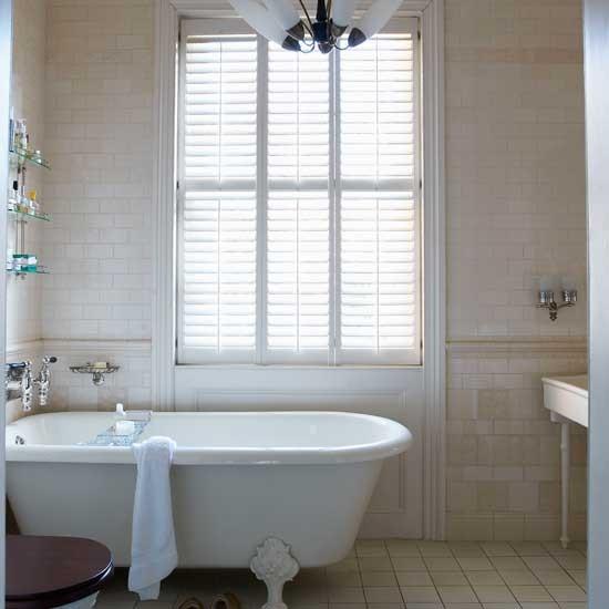 Classic neutral bathroom   Bathroom   image