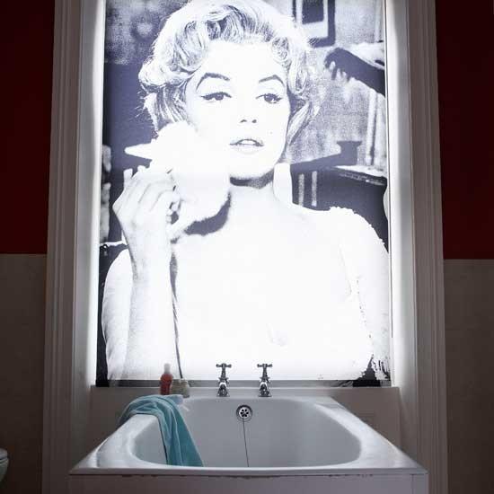 Bathroom blind | Bathroom designs | Image | Housetohome.co.uk