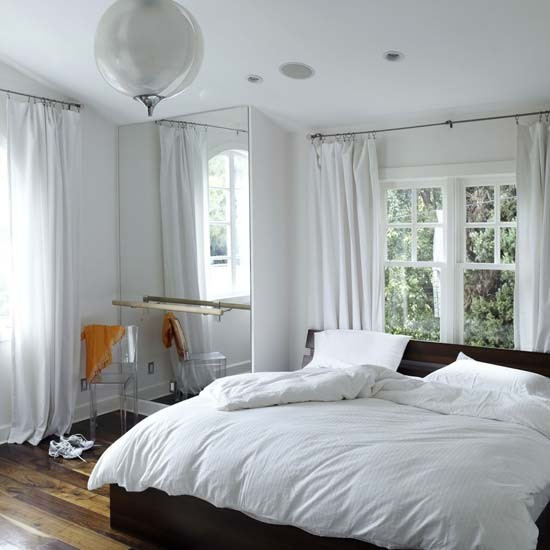 Light-filled bedroom | Bedroom designs | Image