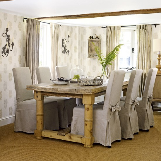 Country dining room | Dining room designs | Image | Housetohome.co.uk