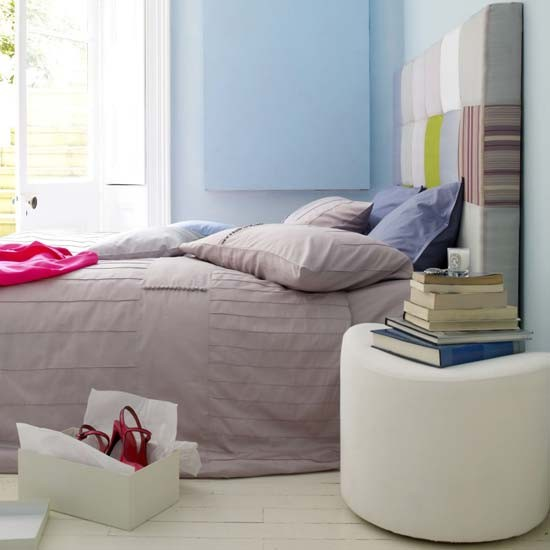 Pastel bedroom | Bedroom decorating ideas | Image