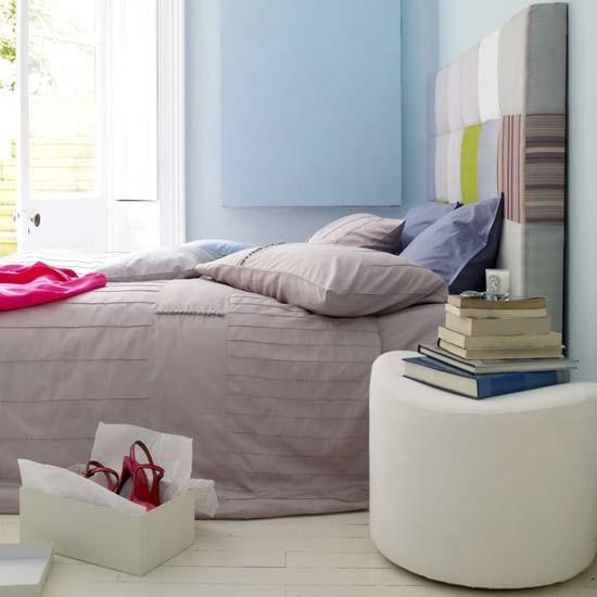 Pastel bedroom | Bedroom decorating ideas | Image