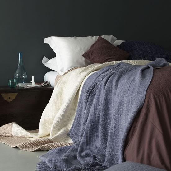Cosy modern bedroom | Bedroom design | Image