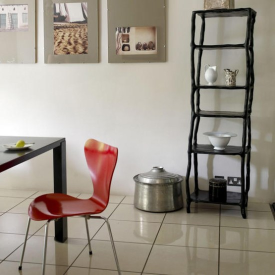 Fun modern dining room | Dining room ideas | Image