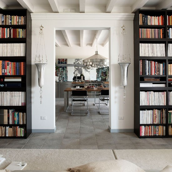 Open-plan dining room | Open-plan living ideas | Image