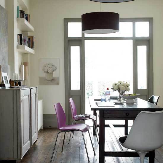 Chic dining room | Dining room chairs | Image