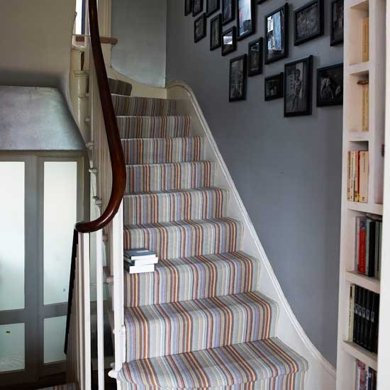 Hall And Stairs On Pinterest Hallway Decorating Grey