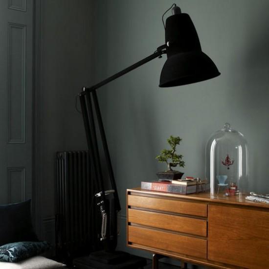 Modern living room lighting | Lighting ideas | Lamp | Image | Housetohome.co.uk