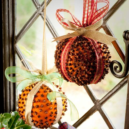 Oranges essential christmas decorations for Home christmas decorations uk