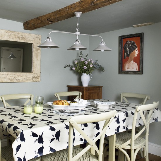 Family dining room | Dining room | Image