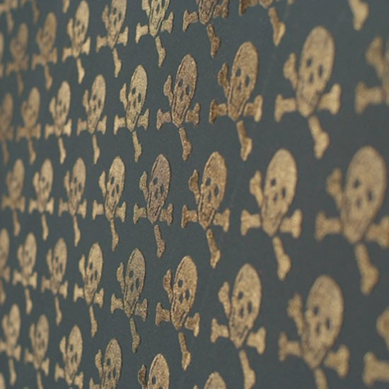 Skulls | Wallpaper | Wallpaper ideas | PHOTO GALLERY | Housetohome.co.uk