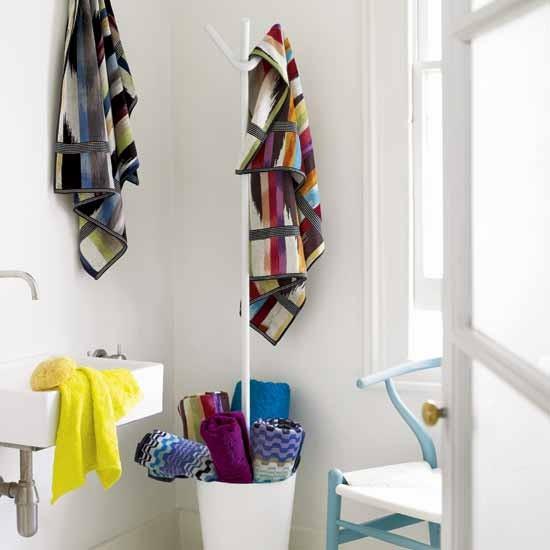 Modern bathroom storage | Bathroom designs | Image | Housetohome