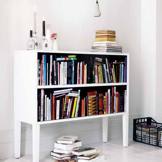Modern living room storage unit living room storage for Storage solutions living room