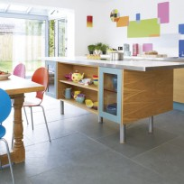 As an area of high traffic in the home, choosing the right kitchen flooring is an important decision