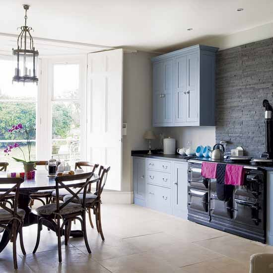 Spacious traditional kitchen-diner | Kitchen-dining | Range cooker | image | Housetohome