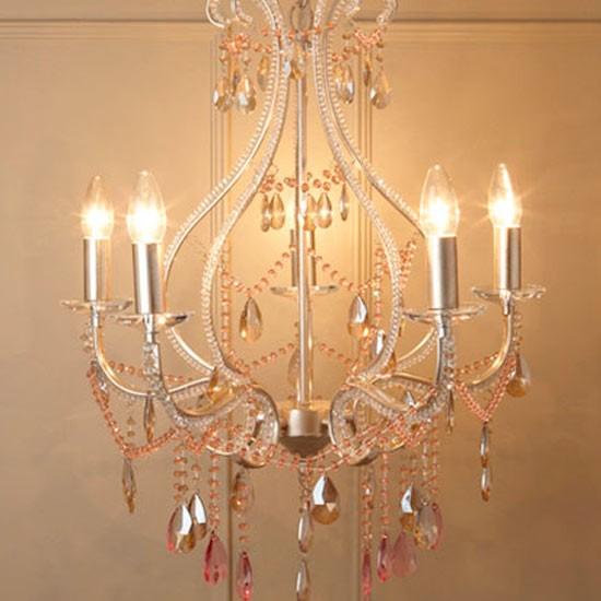 Bhs chandeliers lighting : Cinderella light chandelier from bhs chandeliers