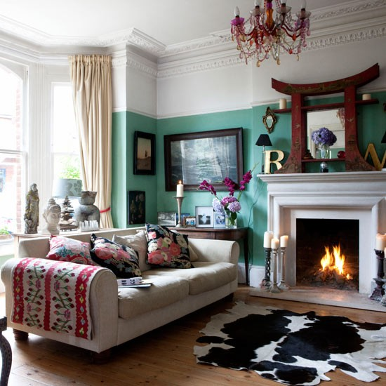 Eclectic Living Room Enchanting Of Eclectic Living Room Ideas Picture