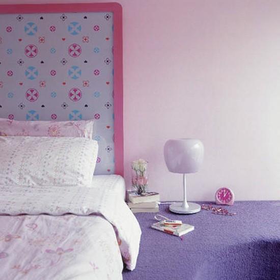 Feminine Bedroom Bedroom Idea Headboard Housetohome