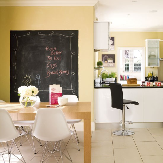 Modern family kitchen | Modern kitchen ideas | Kitchen | Image | Housetohome.co.uk