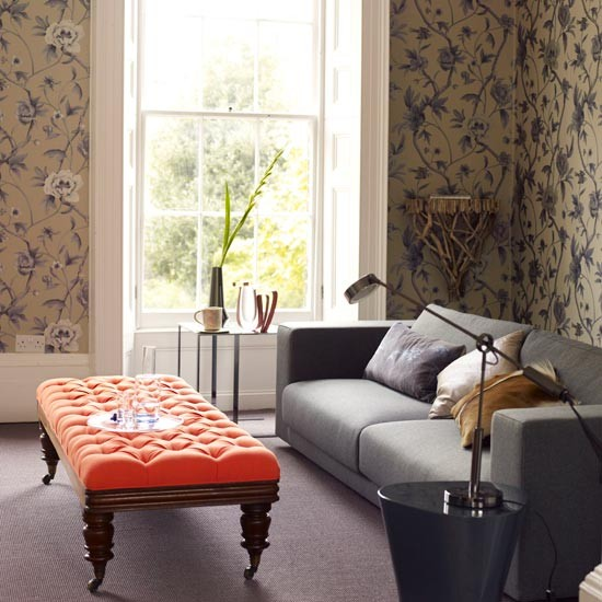 Tradtional living room wallpaper for Top 10 living room wallpaper
