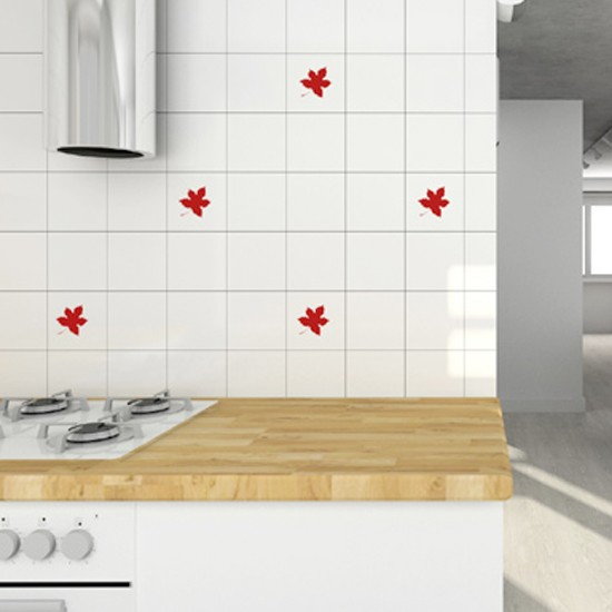 Tile stickers | Tile transfers | Stickers for tiles | PHOTO GALLERY | Housetohome