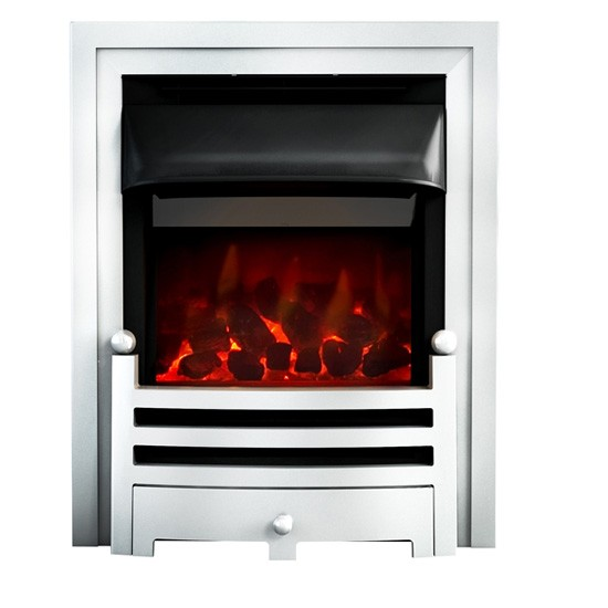 Electric fires | Fireplaces | Heating | image | Housetohome