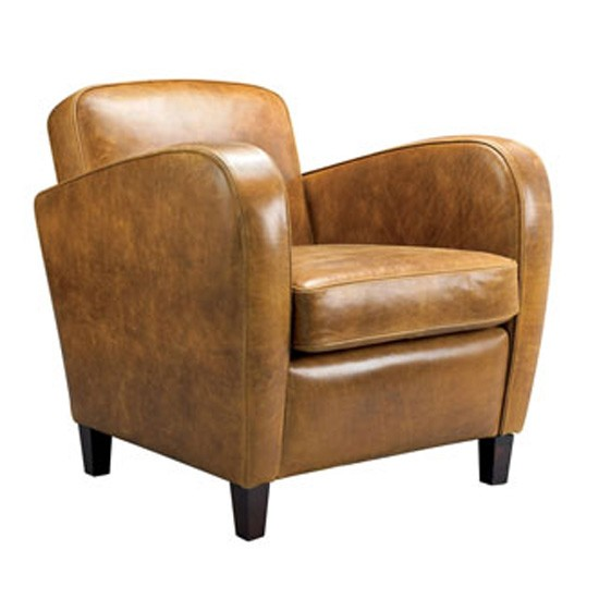 Harris Tweed Leather Dalmore Accent Chair Bracken Herringbone  Leather Occasional  Chairs Uk Home Seating Occasional. Leather Occasional Chairs
