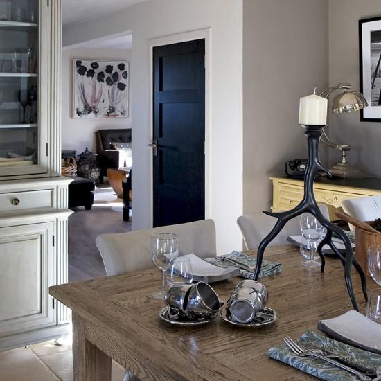 Formal dining room with dresser unit | Dining room designs | Dresser units | image | Housetohome