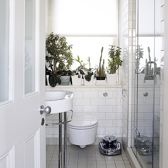 New York-style bathroom | Bathroom designs | Tiles | image | Housetohome