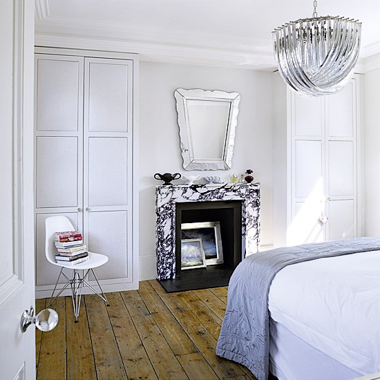 Bedroom With Fitted Storage