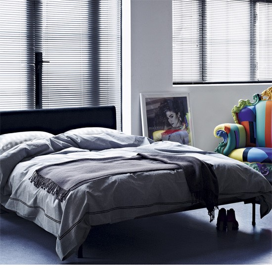 Pop-style bedroom | Bedroom designs | Beds | image | Housetohome