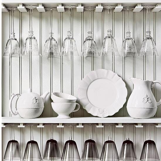 Traditional pantry-style kitchen storage | Kitchen designs | Kitchen storage | image | Housetohome