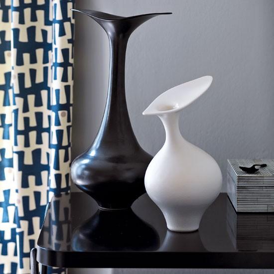 Modernist-style living room| Living room designs | Curtains | image | Housetohome