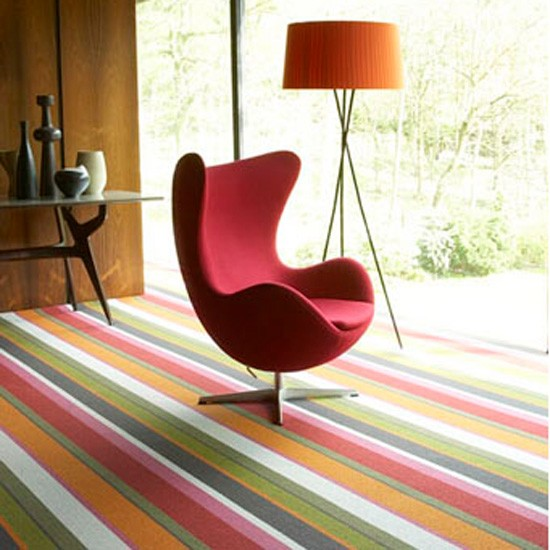 Coloured carpets | Flooring | Floor coverings | Carpets | image | Housetohome