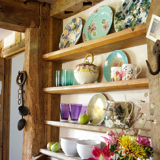 vintage kitchen display kitchen storage decorating ideas shelving