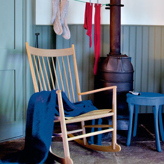 Country kitchen with rustic charm | Kitchen decorating ideas | Chairs | Image | Housetohome