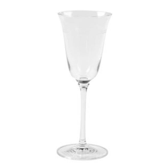 Grosgrain crystal wine glass from vera wang for wedgwood wine glasses 10 of the best - Wedgwood crystal wine glasses ...